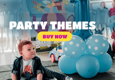 Over 100 Party Ideas & Party Themes