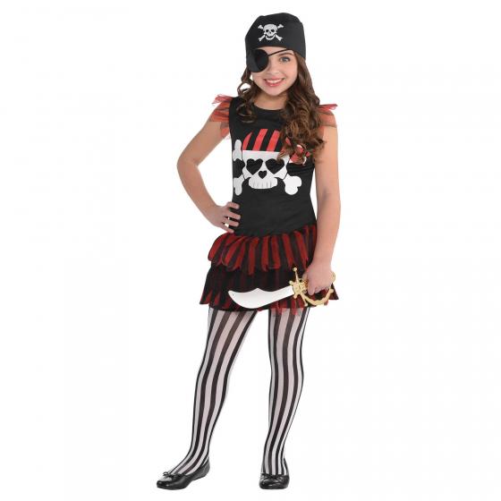 Pirate T-Shirt Dress Size: Child Standard