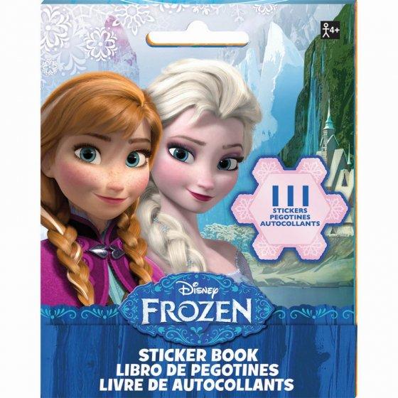 Sticker Booklet Frozen 5' x 4' (13cm x 10cm)