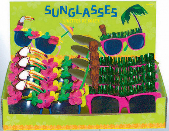 Tiki Lounge Sunglasses