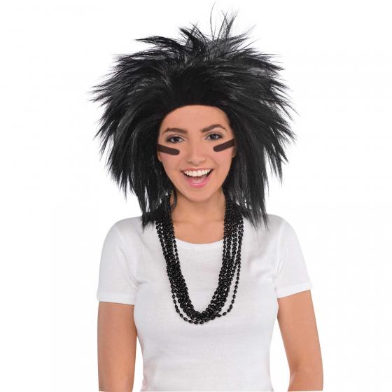 Crazy Wig - Black Adult/Child